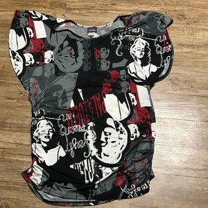 Marilyn Monroe Shirt/short dress